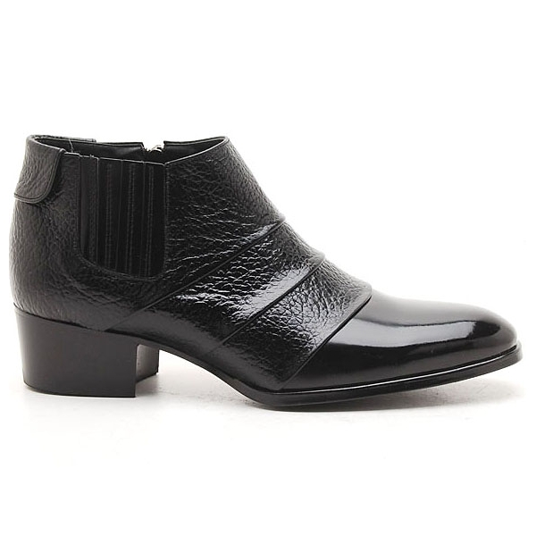 Mens Black Ankle Boots - Boot 2017