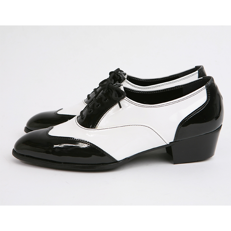 trendsepatupria: Black And White Dress Shoes For Men