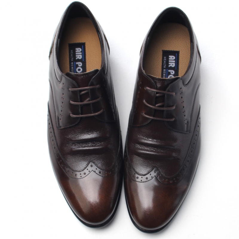 Black Dress Shoes With Covered Toe