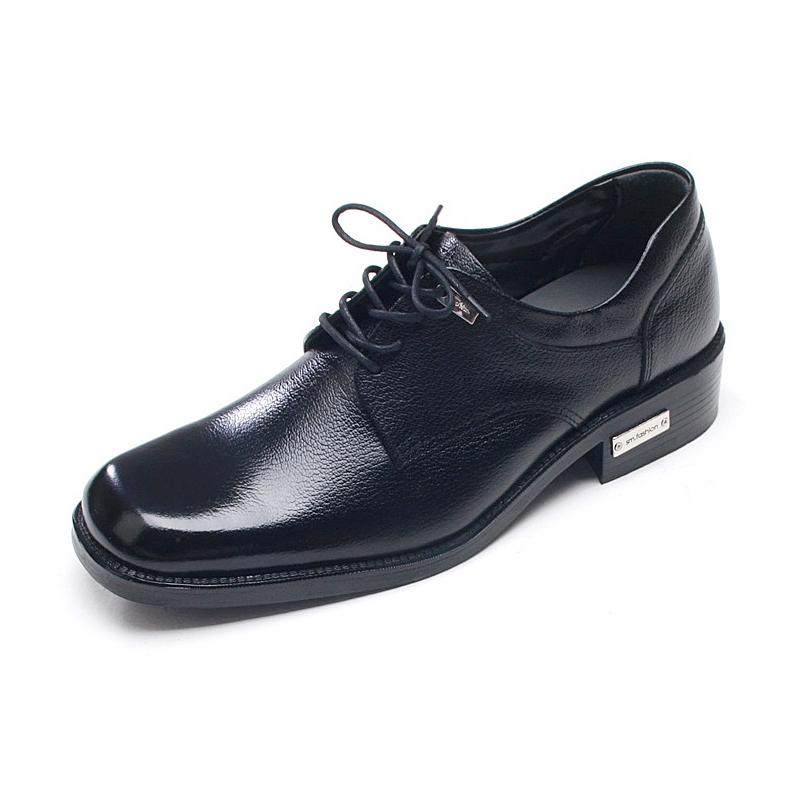mens square toe leather dress shoes