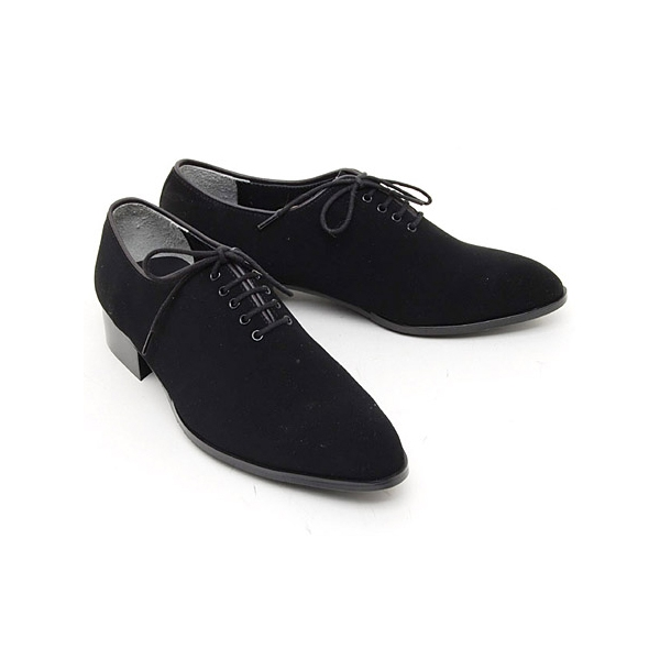 mens pointed toe oxfords
