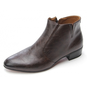 http://what-is-fashion.com/1857-14527-thickbox/mens-pointed-toe-side-zip-closure-wedge-rubber-band-high-heels-ankle-boots-dark-brown.jpg