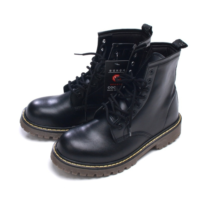 Mens Military Ankle Boots