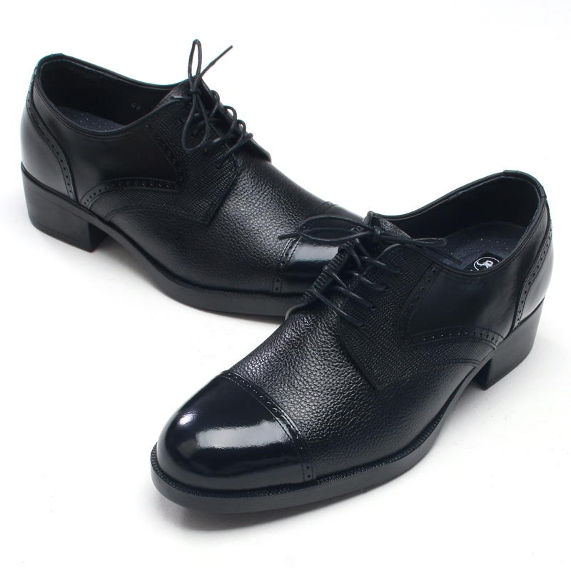 Increase Height Dress Shoes Elevator Shoes