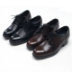 """Men 2.75"""" UP black real Leather increase height stitch Lace Up dress Shoes made in KOREA US 5.5 - 10"""