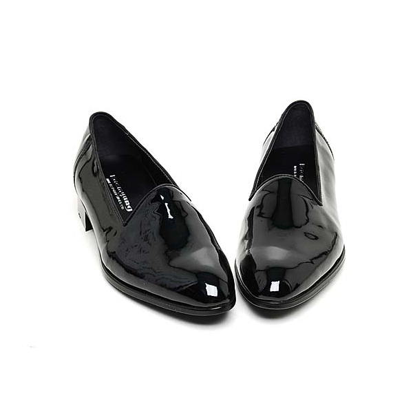 Men's Men's Black Loafers Synthetic Leather