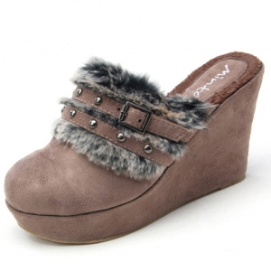 http://what-is-fashion.com/2251-17131-thickbox/womens-round-toe-stud-belt-strap-chic-fur-detail-platform-high-wedge-heels-mules.jpg