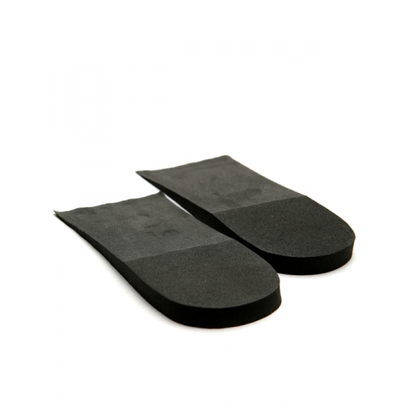 cm Up Black increase height insole half shoe for Womens & Mens free