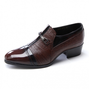 http://what-is-fashion.com/2841-24488-thickbox/mens-brown-leather-horse-bit-high-heel-loafers-slip-on-shoes.jpg