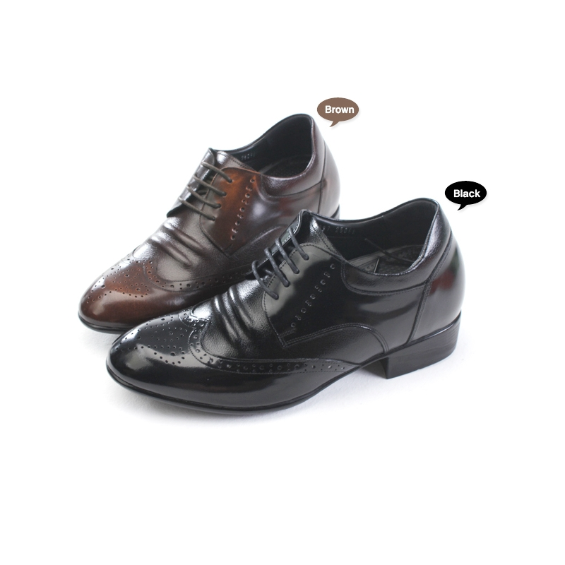 mens 2 75 quot increase height elevator shoes
