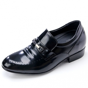 http://what-is-fashion.com/3145-24444-thickbox/mens-black-leather-punching-wrinkle-horse-bit-decoration-loafers-increase-height-elevator-shoes-us5-10-made-in-korea.jpg