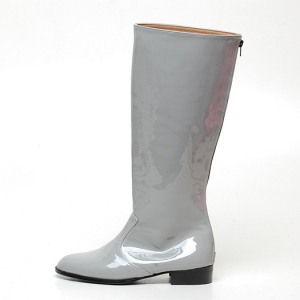 http://what-is-fashion.com/4340-33833-thickbox/men-s-glossy-gray-inner-leather-back-zip-closure-knee-high-boots.jpg