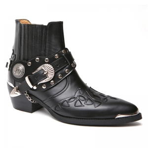 http://what-is-fashion.com/4440-34603-thickbox/men-s-black-real-leather-front-stitch-studded-side-zip-western-ankle-bike-rider-boots.jpg