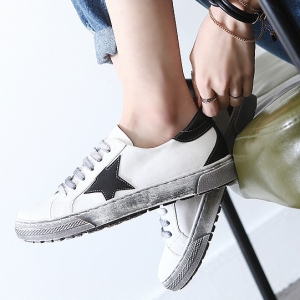 http://what-is-fashion.com/4493-35101-thickbox/women-s-vintage-oiled-star-patched-lace-ups-sneakers-white.jpg