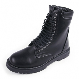 http://what-is-fashion.com/4603-36180-thickbox/men-s-eyelet-lace-up-side-zip-closure-combat-sole-ankle-boots.jpg