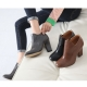 Women's seila wide chunky high heels ankle boots