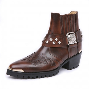http://what-is-fashion.com/4852-38353-thickbox/-hand-made-men-s-brown-cow-leather-front-stitch-studded-side-zip-skull-western-ankle-biker-boots.jpg