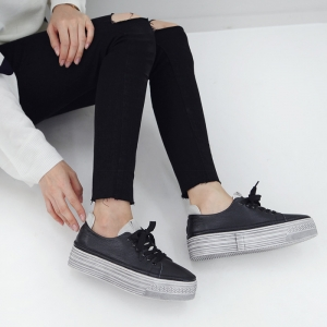 http://what-is-fashion.com/4889-38596-thickbox/women-s-real-leather-vintage-oiled-thick-platform-sole-lace-ups-sneakers-black.jpg