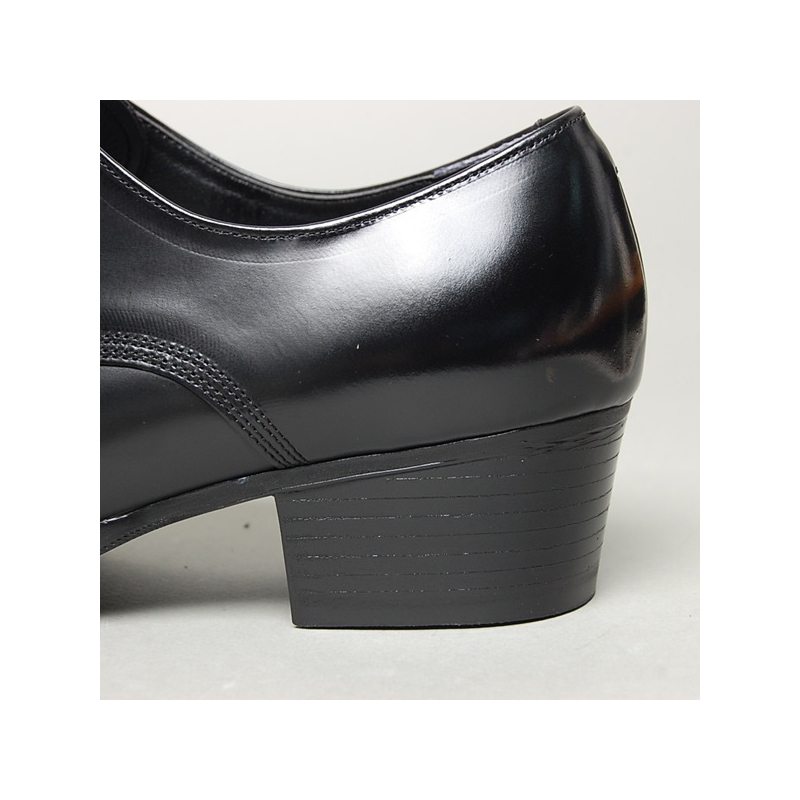 High Ankle Oxford Shoes