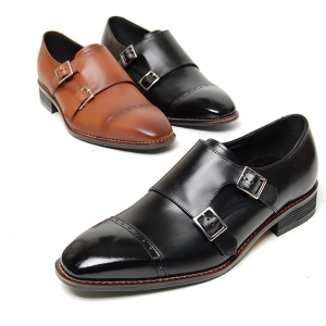 http://what-is-fashion.com/4926-38938-thickbox/men-s-black-brown-leather-cap-toe-double-monk-shoes.jpg