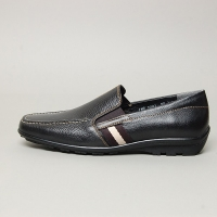 Men's square toe driver Venetian casual loafer shoes