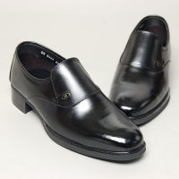 Men's round toe loafer shoes