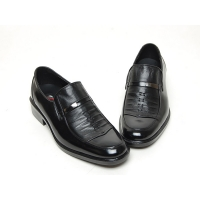 Men's Wrinkle Leather Loafer Shoes