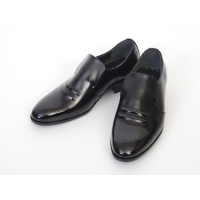 Men's Plain Toe Synthetic  Leather Loafer Shoes