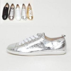 http://what-is-fashion.com/5472-42141-thickbox/women-s-cap-toe-black-white-silver-gold-dark-silver-leather-lace-up-back-tap-sneakers-shoes.jpg