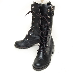 http://what-is-fashion.com/5489-42345-thickbox/women-s-black-leather-cap-toe-outside-zip-eyelet-lace-up-combat-sole-med-heel-mid-calf-boots.jpg