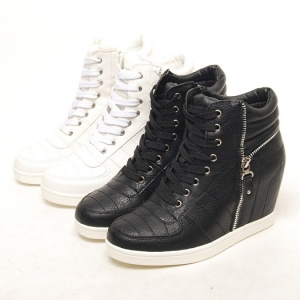 http://what-is-fashion.com/5533-42922-thickbox/womens-black-white-lace-up-zip-decoration-high-top-hidden-wedge-sneakers.jpg