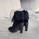 Fur Ankle Boots