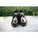 Round Toe Soled Shoes for men
