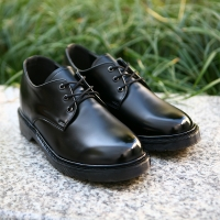 Lace Up Soled Shoes for men