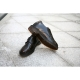Monk strap increase height shoes
