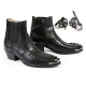 Genuine Crocodile Leather Western Boots