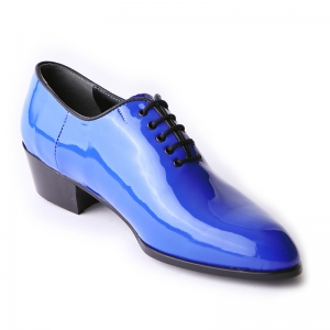 http://what-is-fashion.com/5627-43820-thickbox/men-s-pointed-toe-glossy-blue-lace-up-high-heels-shoes.jpg