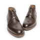 Brown Leather Chukka Boots