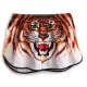 Men's tiger animal pattern cotton boxer briefs underwear trunk slip pants