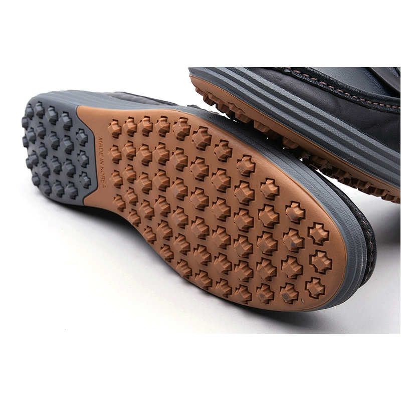 Men S Penny Loafer Golf Shoes