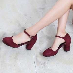 http://what-is-fashion.com/5808-44894-thickbox/women-s-wine-suede-round-toe-belt-strap-comfort-chunky-heel-pumps-us5-us10.jpg