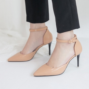 http://what-is-fashion.com/5817-44958-thickbox/women-s-beige-pointed-toe-belt-strap-high-heel-pumps.jpg