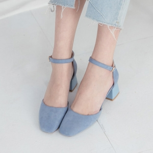 http://what-is-fashion.com/5844-45185-thickbox/women-s-blue-suede-square-toe-belt-strap-med-heel-mary-jane-pumps.jpg