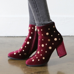 http://what-is-fashion.com/5908-45718-thickbox/women-s-coin-dot-studs-zip-chunky-high-heel-wine-velvet-ankle-boots.jpg