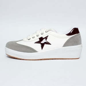 6665887b6207 http   what-is-fashion.com 6211-47841-. Previous. Women s Star Patched  Eyelet Lace Up Platform ...