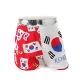 Mens KOREA flag cotton boxer briefs underwear trunk slip pants