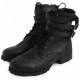 Mens punk rock dandy combat ankle boots