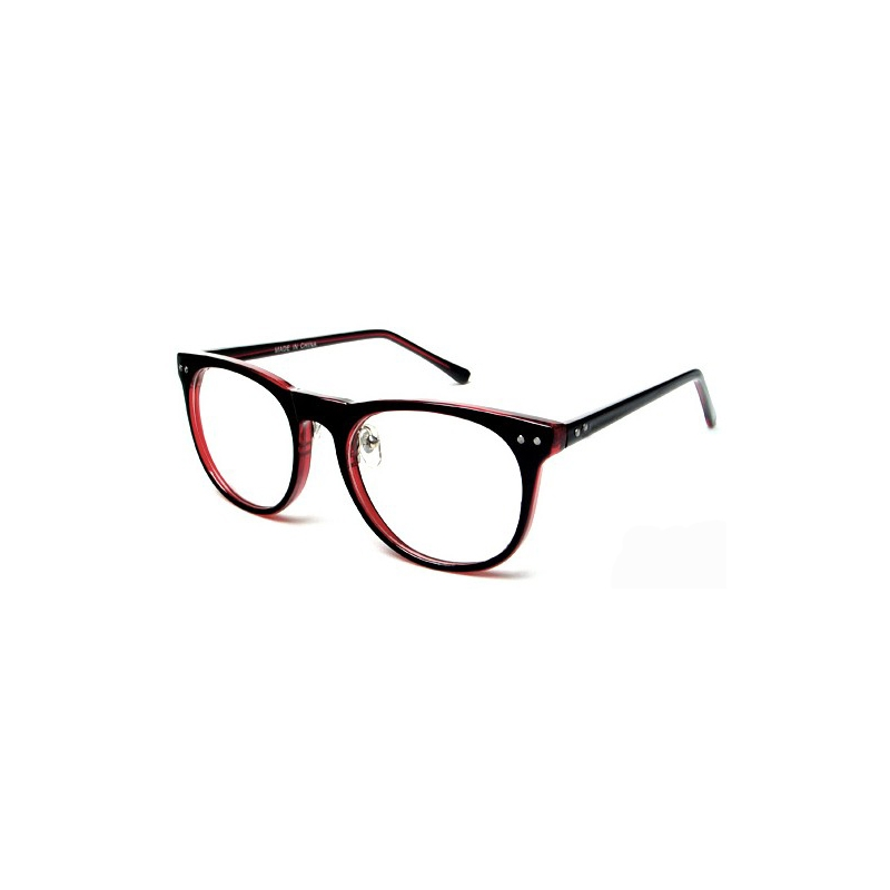 Glasses Frames Colors : Retro 80s Vintage silver stud eyeglass Frames Wear 8 colors