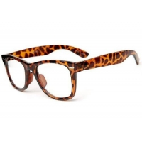 Retro 80's Vintage EyeGlasses Fashion five Frames Wear