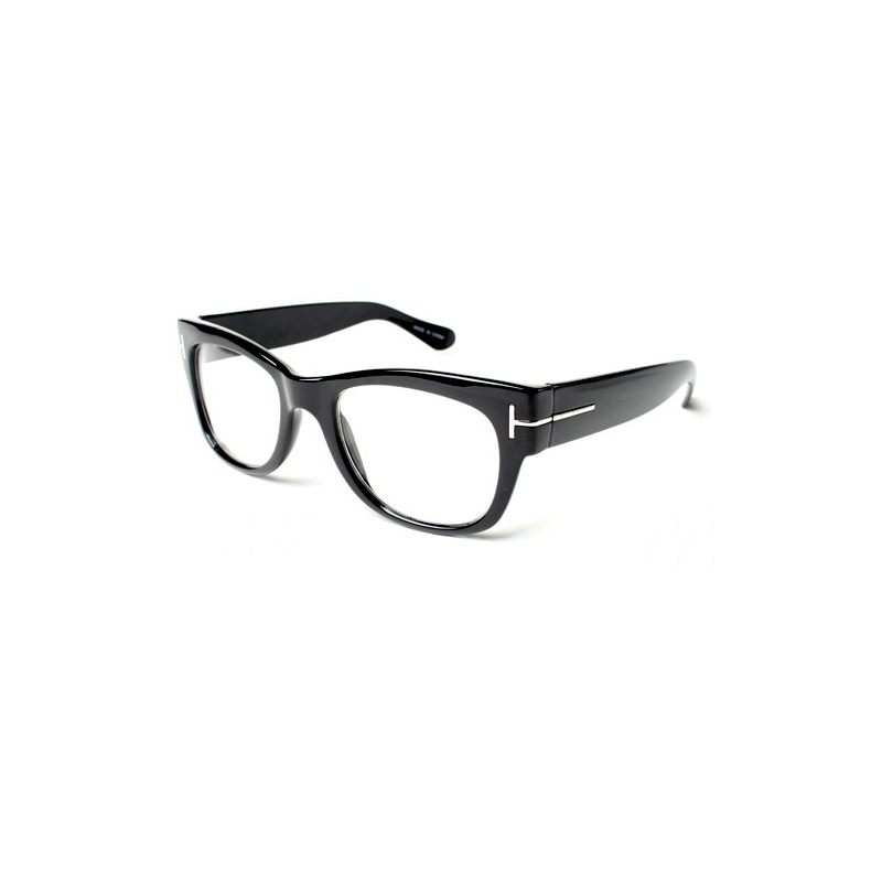 Glasses Frames Thick Black : Vintage fashionable thick black EyeGlasses frames T wear